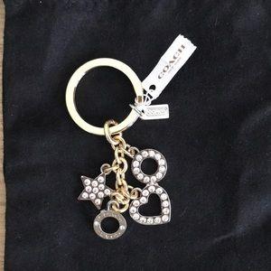 Coach key ring